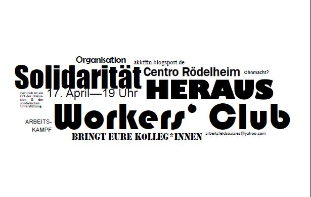 Workers\' Club 17.04.